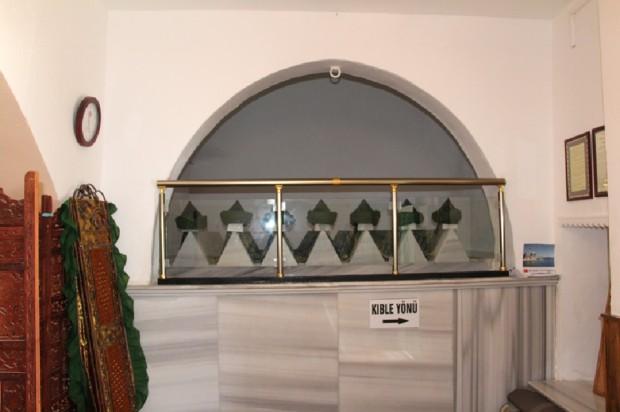 Ο ναός των Αγίων Φανέντων ο οποίος έχει μετατραπεί σε τέμενος