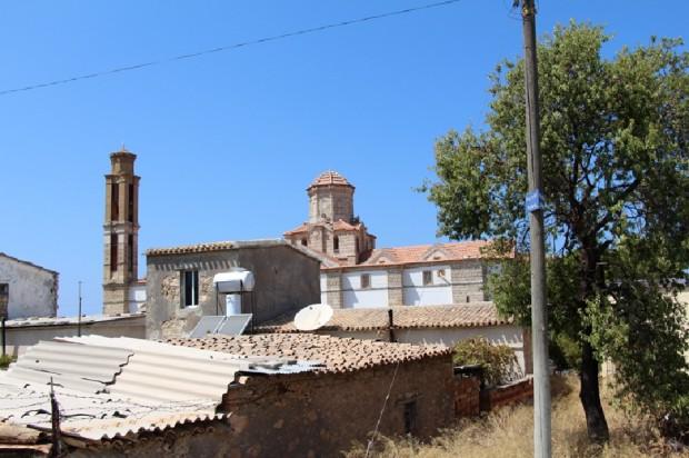 Ο ναός του Αγίου Αμβροσίου Κερύνειας