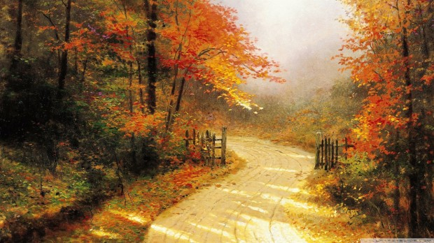 autumn_lane_by_thomas_kinkade-wallpaper-1280x720