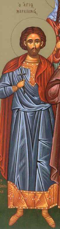 Άγιος Μαρκιανός ο νοτάριος