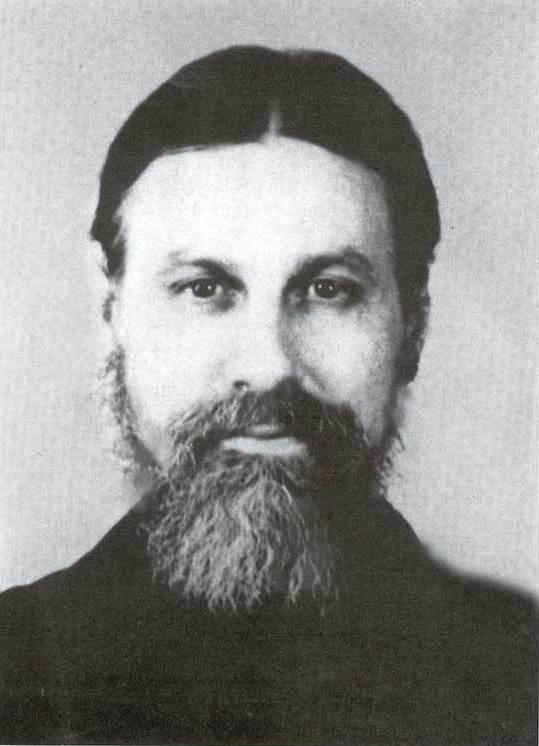 π. Βιτάλιος Νικολάγεβιτς Σιντορένκο. Φωτογραφία για το διαβατήριο. Τιφλίδα. Η δεκαετία του 70
