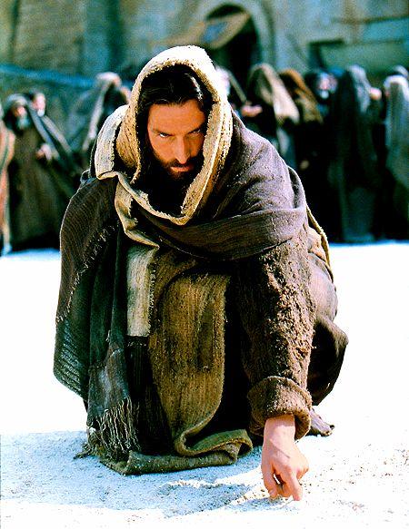 jesus-writing-on-ground edited2