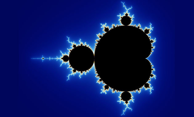 Ένα χαρακτηριστικό δείγμα fractal