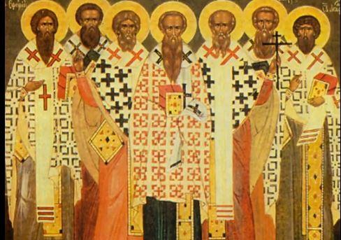 Οι Άγιοι Εφραίμ, Βασιλεύς, Ευγένιος, Αγαθόδωρος, Ελπιδίος, Καπίτων και Αιθέριος