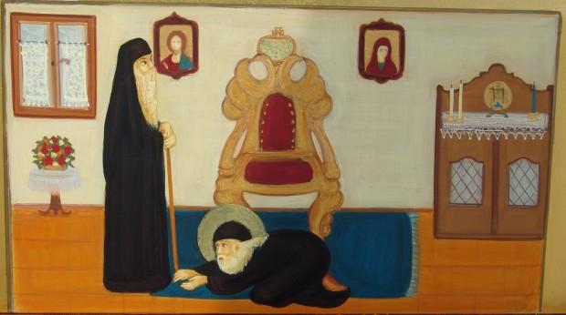 Ο Μητροπολίτης καλεί σε απολογία τον Αγιο μετά την συκοφαντία