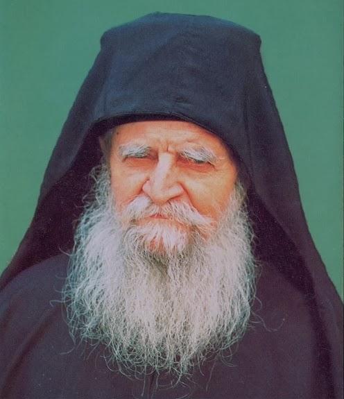 παπαχαραλαμπος διονυσιατης αγιον ορος πατερικα