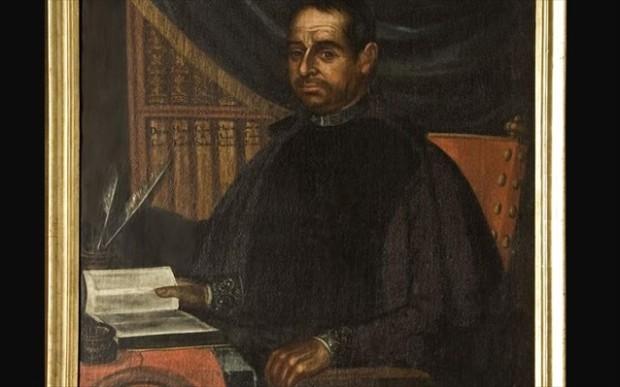 Άγνωστος καλλιτέχης: Πορτρέτο του Pedro Salazar de Mendoza, 1785. Λάδι σε καμβά. Escuela Universitaria de Osuna