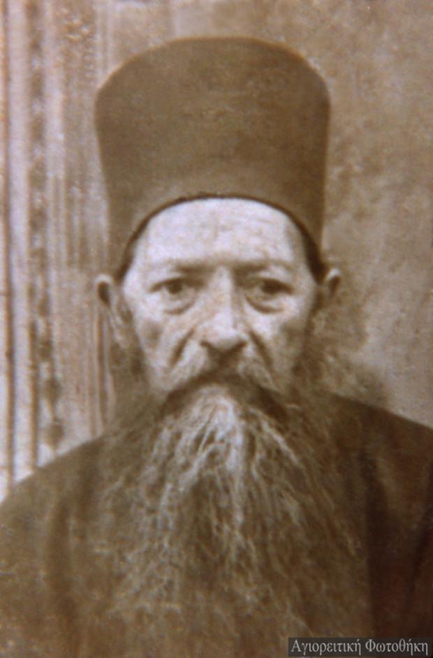 Άγιος Σάββας της Καλύμνου (1862-1948) http://athosprosopography.blogspot.com/2012/04/blog-post_7645.html