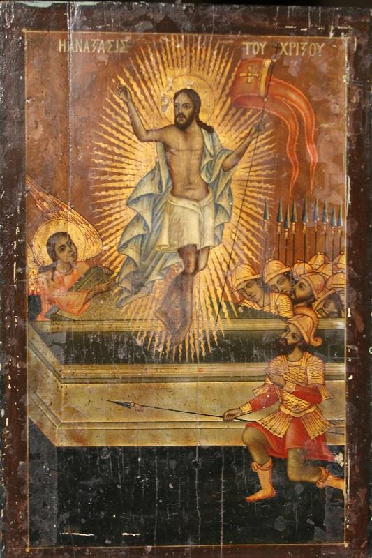 Ανάσταση του Κυρίου - Ι.Ν. Ζωοδόχου Πηγής, Λαρίσης (http://www.panagialarisis.gr)  Ανάσταση του Κυρίου Ανάσταση του Κυρίου
