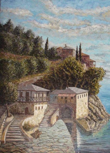 2d1c2-st-gregory-monastery-mount-athos-charalampos-laskaris