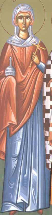 Αγία Μαρία αδελφή του Λαζάρου