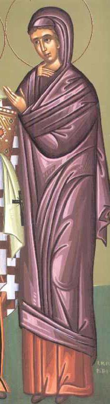 Αγία Μάρθα αδελφή του Λαζάρου