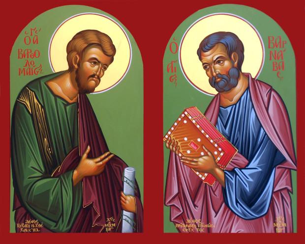 Άγιοι Βαρθολομαίος και Βαρνάβας - Μιχαήλ Χατζημιχαήλ© www.michaelhadjimichael.com
