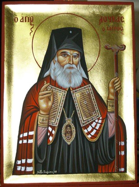 Άγιος Λουκάς Αρχιεπίσκοπος Συμφερουπόλεως και Κριμαίας - Λυδία Γουριώτη© (lydiagourioti-