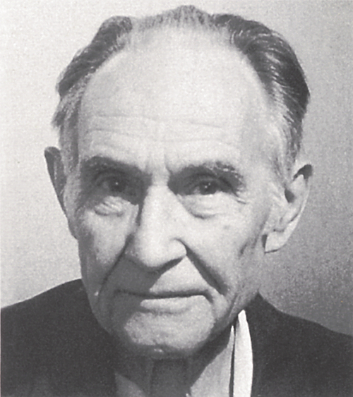 Serge Chevitch - Biographie - 2 - Leonide Ouspensky