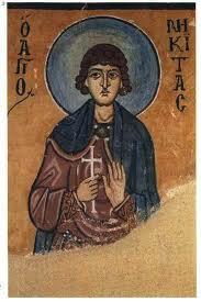 Άγιος Νικήτας ο Γότθος ο μεγαλομάρτυρας