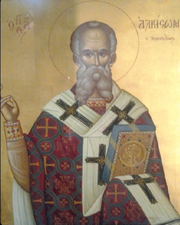 αγιος-Αλκίσων