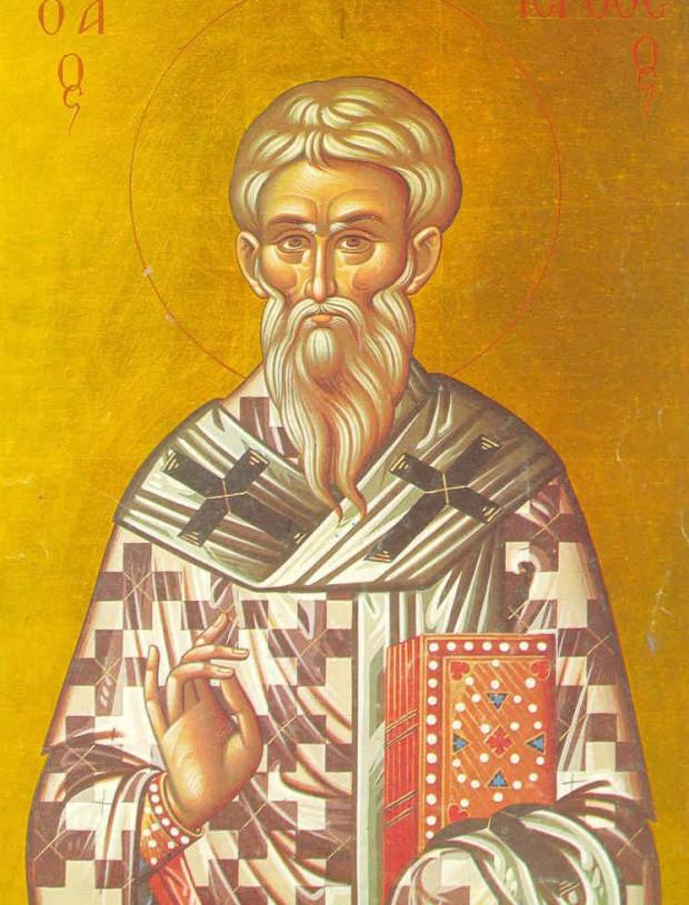 Άγιος Ιερόθεος Επίσκοπος Αθηνών