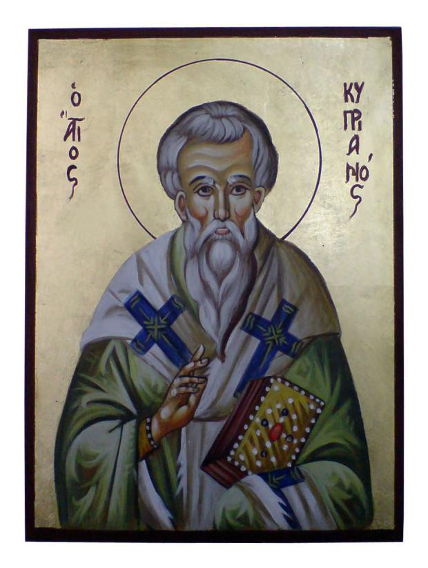 Άγιος Κυπριανός - www.zografiki.com©