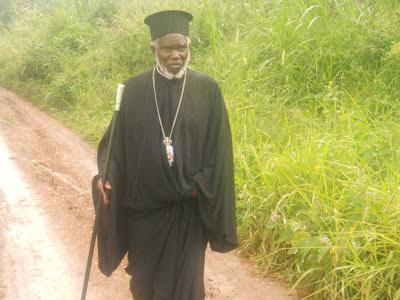 .Μητροπολίτης Καμπάλας και πάσης Ουγκάντας κ.κ. Ιωνάς.