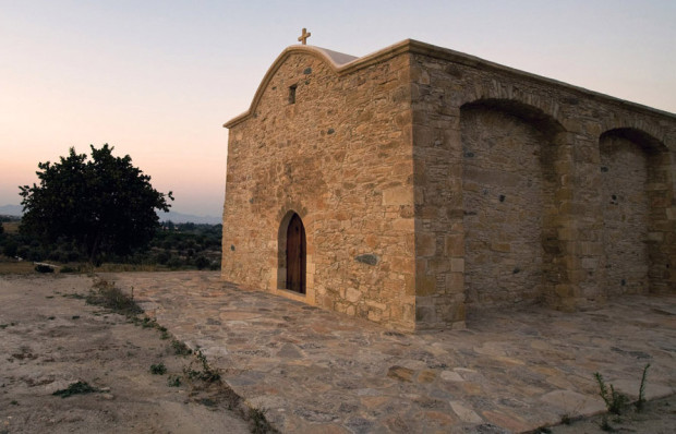 Το εκκλησάκι του Αγίου Μνάσων