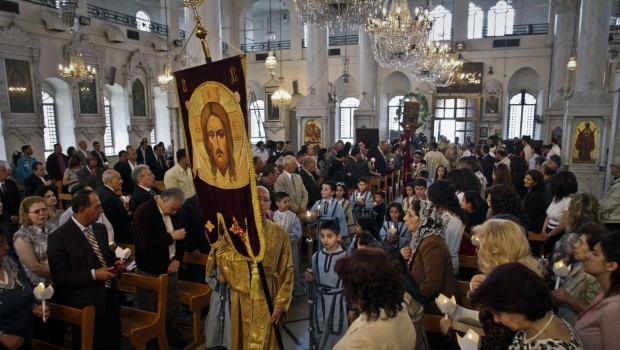 Syria-christians