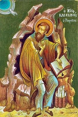 Αποτέλεσμα εικόνας για Άγιος Κασσιανός ο Ρωμαίος