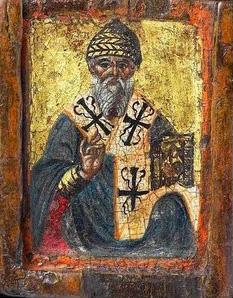 Άγιος Σπυρίδων ο Θαυματουργός, επίσκοπος Τριμυθούντος Κύπρου