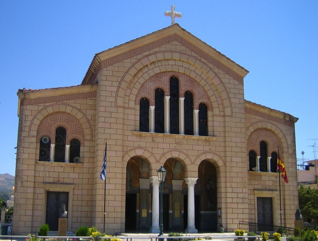 Ναός του Αγίου Διονυσίου στη Ζάκυνθο