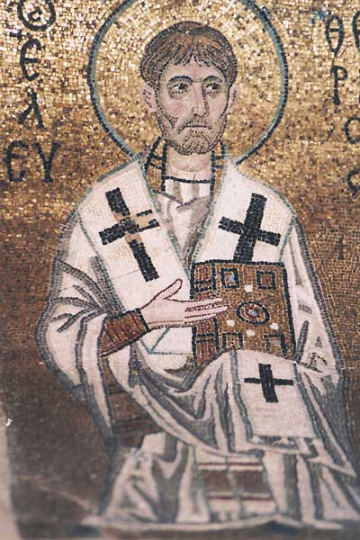 Άγιος Ελευθέριος ο Ιερομάρτυρας