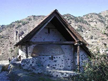 Εκκλησία Παναγίας του Μουτουλλά