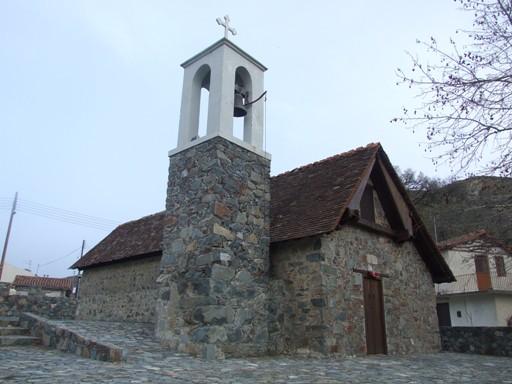 Εκκλησία της Μεταμορφώσεως του Σωτήρως, στο Παλαιχώρι