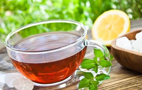τσάι στην καθαριότητα