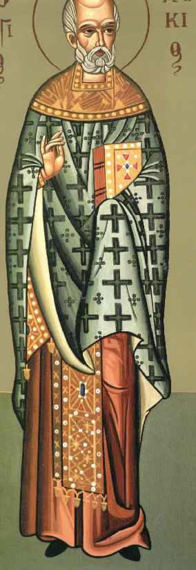 Άγιος Μώκιος ο Ιερομάρτυρας