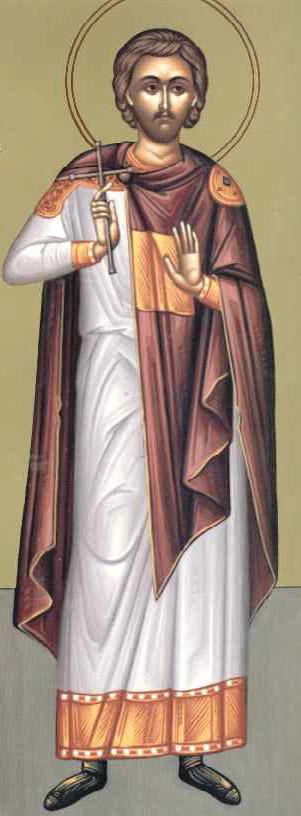Άγιος Παύλος ο Πελοποννήσιος ο Οσιομάρτυρας