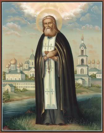 St Seraphim of Sarov 3