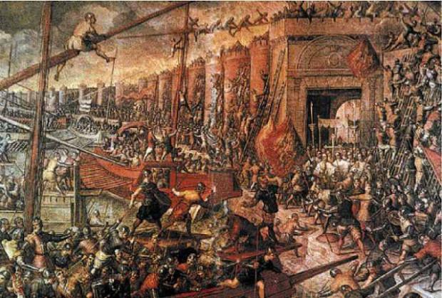 Πάρθεν η Ρωμανία: Ο Ποντιακός θρήνος για την Άλωση της Πόλης - 29 Μαΐου 1453