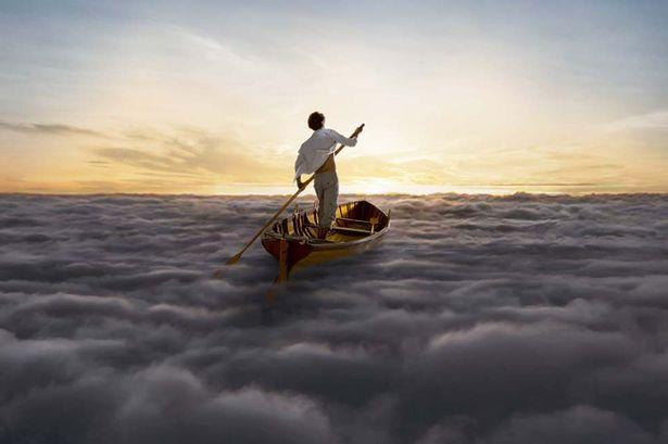 Η εικόνα εξώφυλλο του από το άλμπουμ The Endless River των Pink Floyd από :mirror