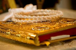 Ο γάμος ειναι η πορεία, το ταξίδι που θα καταλήξει στον ουρανό, στην αιωνιότητα
