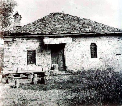 Η Παναγούδα, το κελάκι του Οσίου Παΐσιου του Αγιορείτη