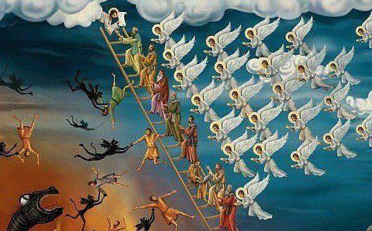 Οι άγγελοι είναι οι μεγάλοι μας αδελφοί, οι οποίοι είναι στον ουρανό και προσεύχονται για όλουςτους ανθρώπους