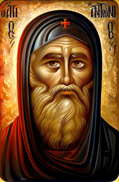 St Anthony the great 1