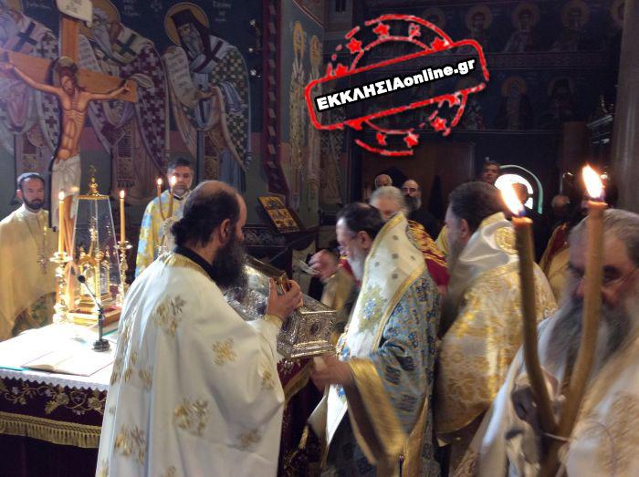 Η Χαλκίδα εορτάζει τον Πολιούχο της Άγιο Δημήτριο παρουσία της Τιμίας Ζώνης04