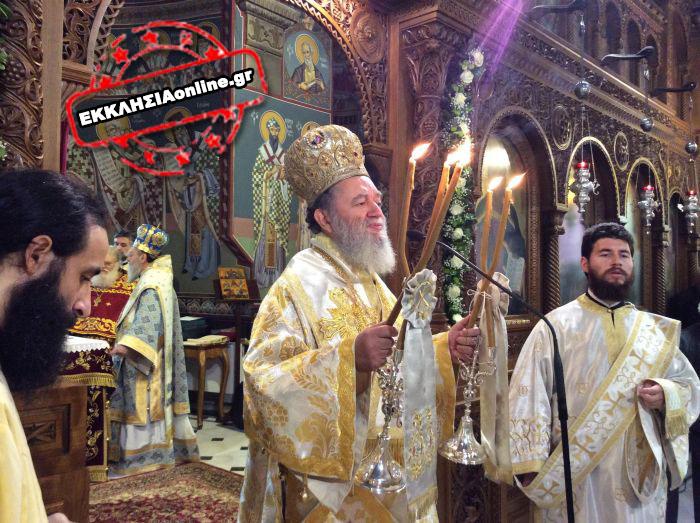 Η Χαλκίδα εορτάζει τον Πολιούχο της Άγιο Δημήτριο παρουσία της Τιμίας Ζώνης08
