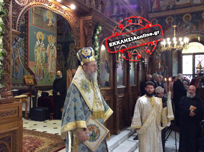 Η Χαλκίδα εορτάζει τον Πολιούχο της Άγιο Δημήτριο παρουσία της Τιμίας Ζώνης09