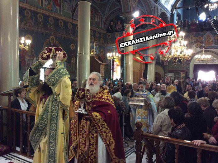 Η Χαλκίδα εορτάζει τον Πολιούχο της Άγιο Δημήτριο παρουσία της Τιμίας Ζώνης10