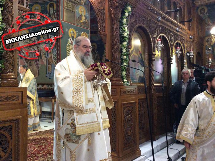 Η Χαλκίδα εορτάζει τον Πολιούχο της Άγιο Δημήτριο παρουσία της Τιμίας Ζώνης11