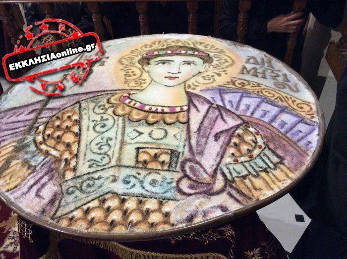 Η Χαλκίδα εορτάζει τον Πολιούχο της Άγιο Δημήτριο παρουσία της Τιμίας Ζώνης13