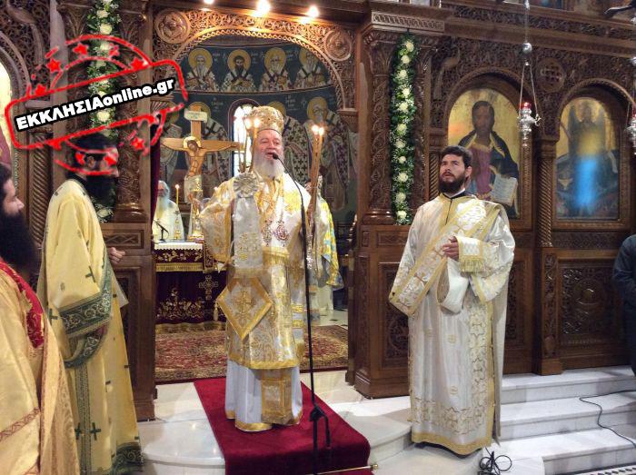 Η Χαλκίδα εορτάζει τον Πολιούχο της Άγιο Δημήτριο παρουσία της Τιμίας Ζώνης15