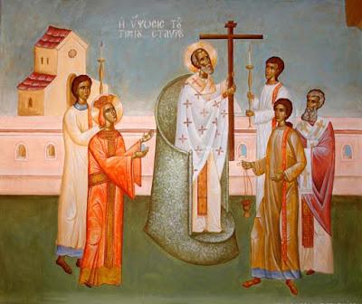 Ο Σταυρός ως μέσον αγιασμού και μεταμόρφωσης του κόσμου2